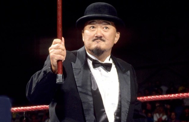RIP to Mr.Fuji