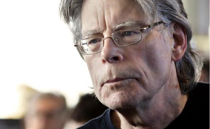 Stephen King is Horrified? Dotell…