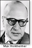 What is the Frankfurt School and Who is Max Horkheimer?