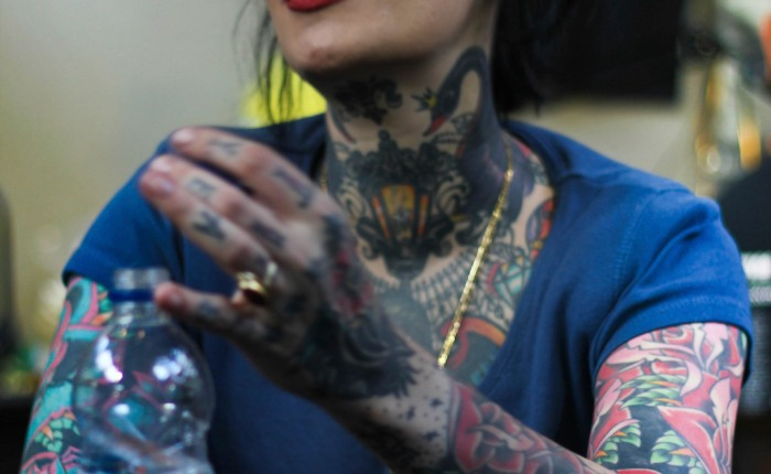 What Will Happen to the Heavily Tatted Women?