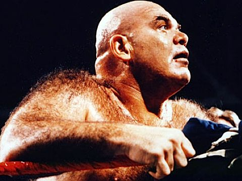 "RIP George ""The Animal"" Steele"