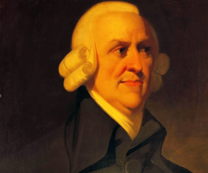 Adam Smith on the Economic Difference Between Europe and Pre-Colombian America