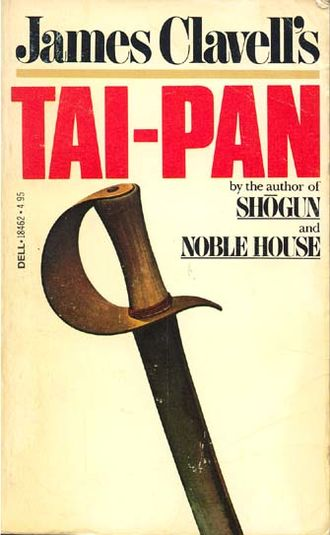 Book Review: Tai-Pan by James Clavell