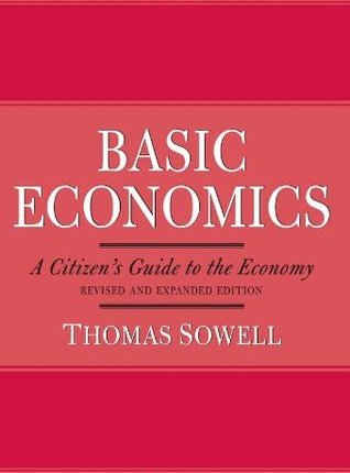 Book Review: Basic Economics by Thomas Sowell