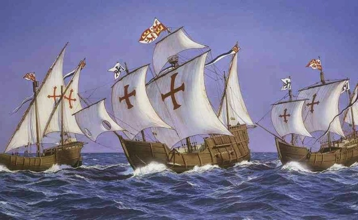 Was Christopher Columbus Happy?