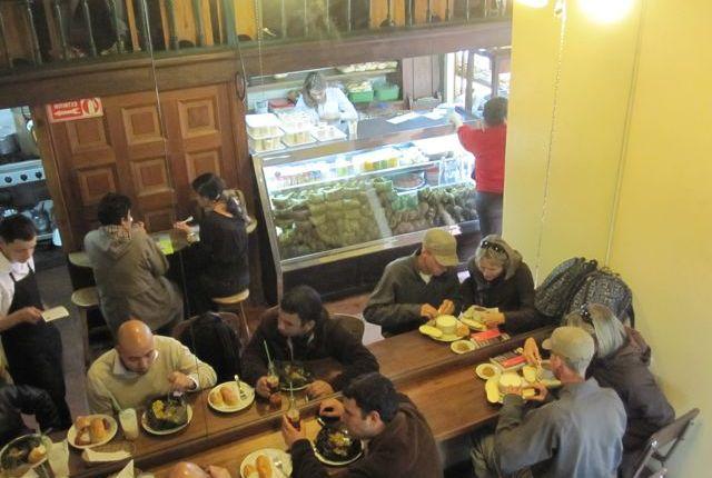 Restaurant Review: La Puerta Falsa in Bogota,Colombia