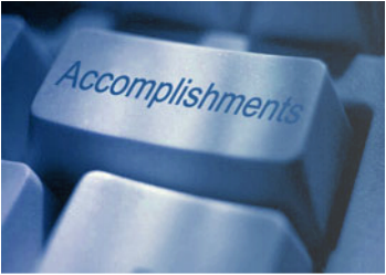 What Are Your Three Greatest Accomplishments?