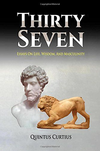 "The Audiobook Of ""Thirty-Seven"" Is Now Available — Quintus Curtius"