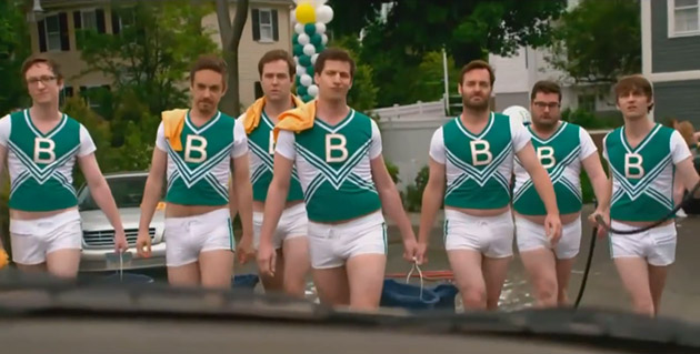 The LA Rams Will Have Male Cheerleaders on the Sideline…a First in NFL History!