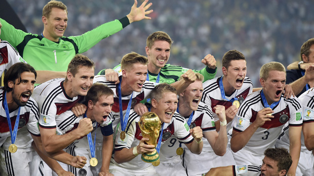 Will Germany Ever Receive Credit for Being a Dominant Force in World Cup Soccer?