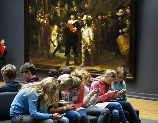 Rembrandt in the Digital Age