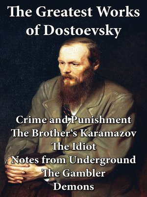 Crime and Punishment or The Brothers Karamazov?