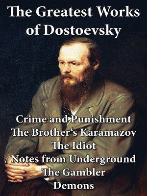Crime and Punishment or The BrothersKaramazov?