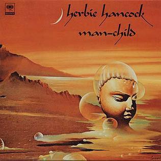 "Album Recommendation: ""Man Child"" by HerbieHancock"