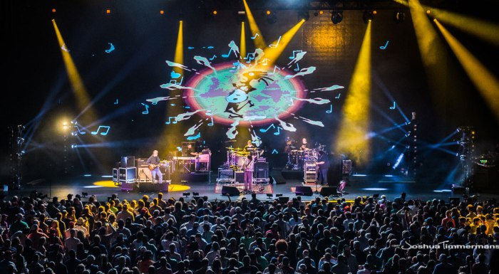 Concert Review: Widespread Panic in Las Vegas, Nevada (Saturday, October 27th)
