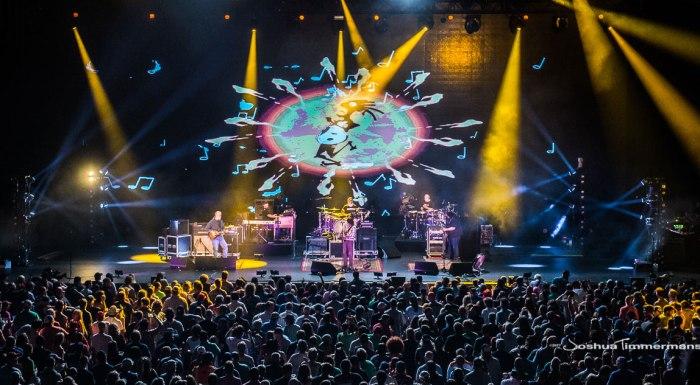 Concert Review: Widespread Panic in Las Vegas, Nevada (Saturday, October27th)