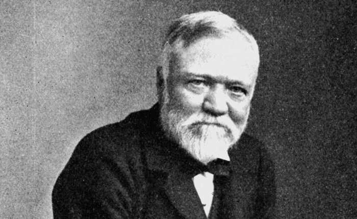 What Andrew Carnegie's Autobiography Teaches Us About the Historical Figures of the 19th Century