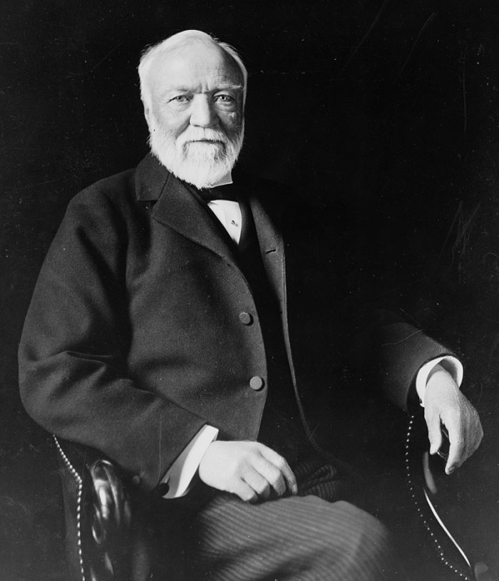 On the Importance of a Trifle (Great Wisdom From Andrew Carnegie)