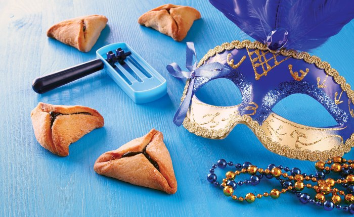 On the Twisted Nature ofPurim